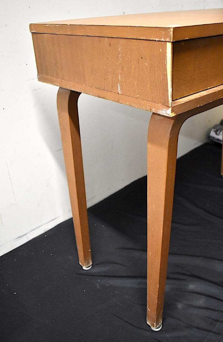 Mid-Century Modern Thonet Desk. Signed - 4