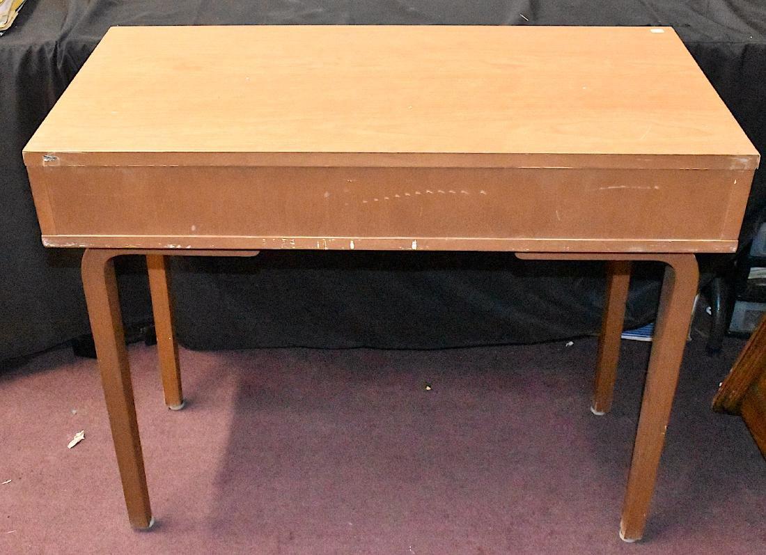 Mid-Century Modern Thonet Desk. Signed - 5