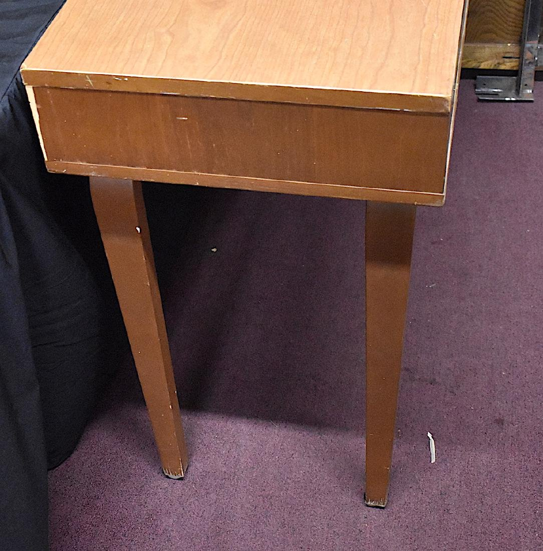 Mid-Century Modern Thonet Desk. Signed - 6