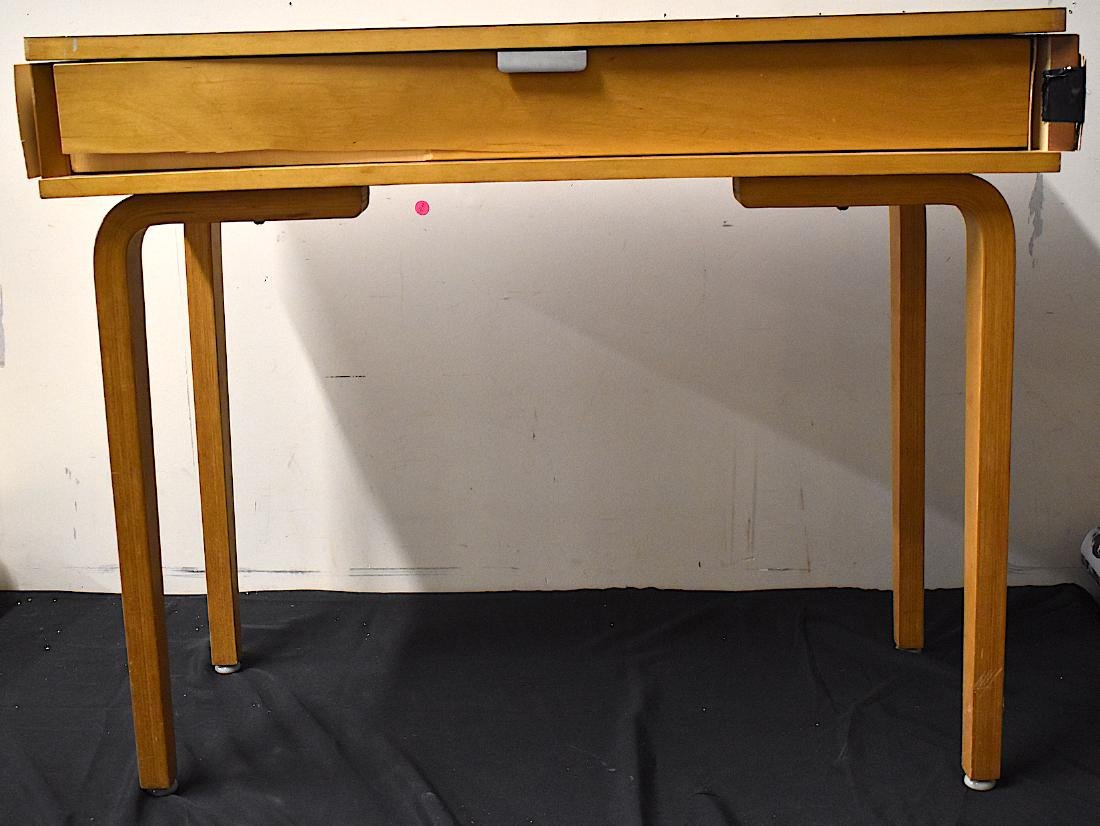 Mid-Century Modern Thonet Desk Sgd.