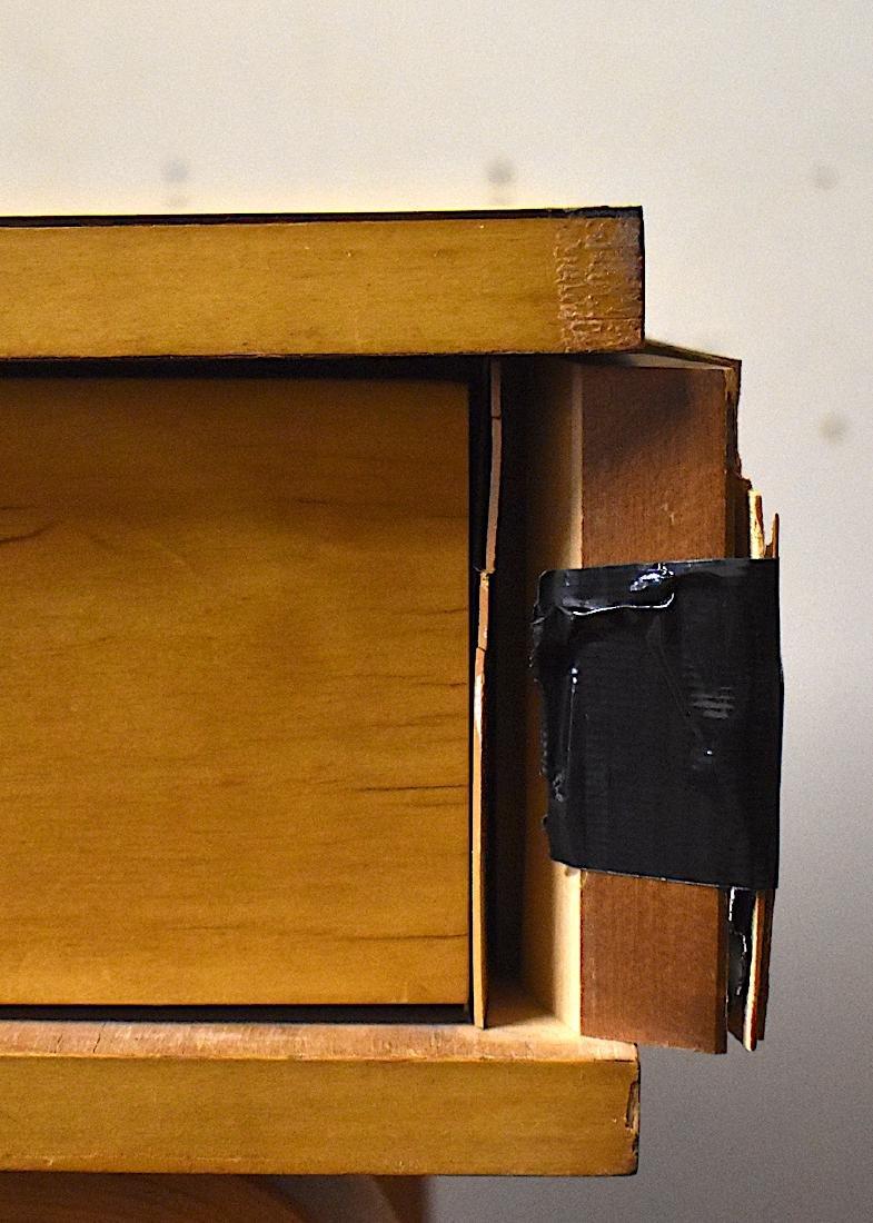 Mid-Century Modern Thonet Desk Sgd. - 2