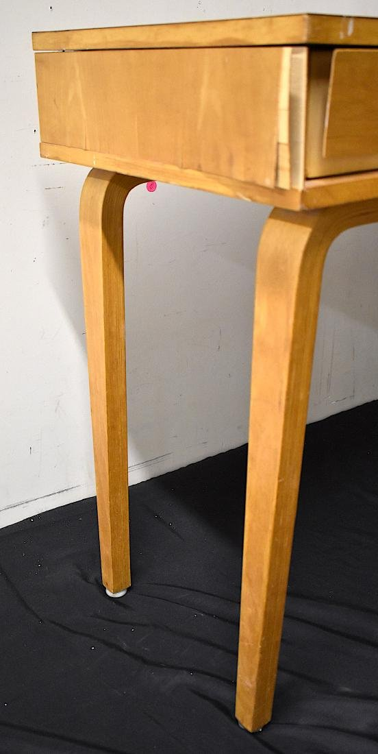 Mid-Century Modern Thonet Desk Sgd. - 3
