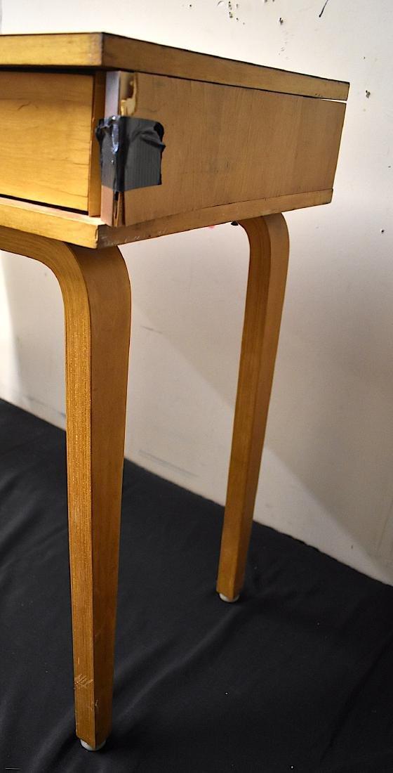 Mid-Century Modern Thonet Desk Sgd. - 5