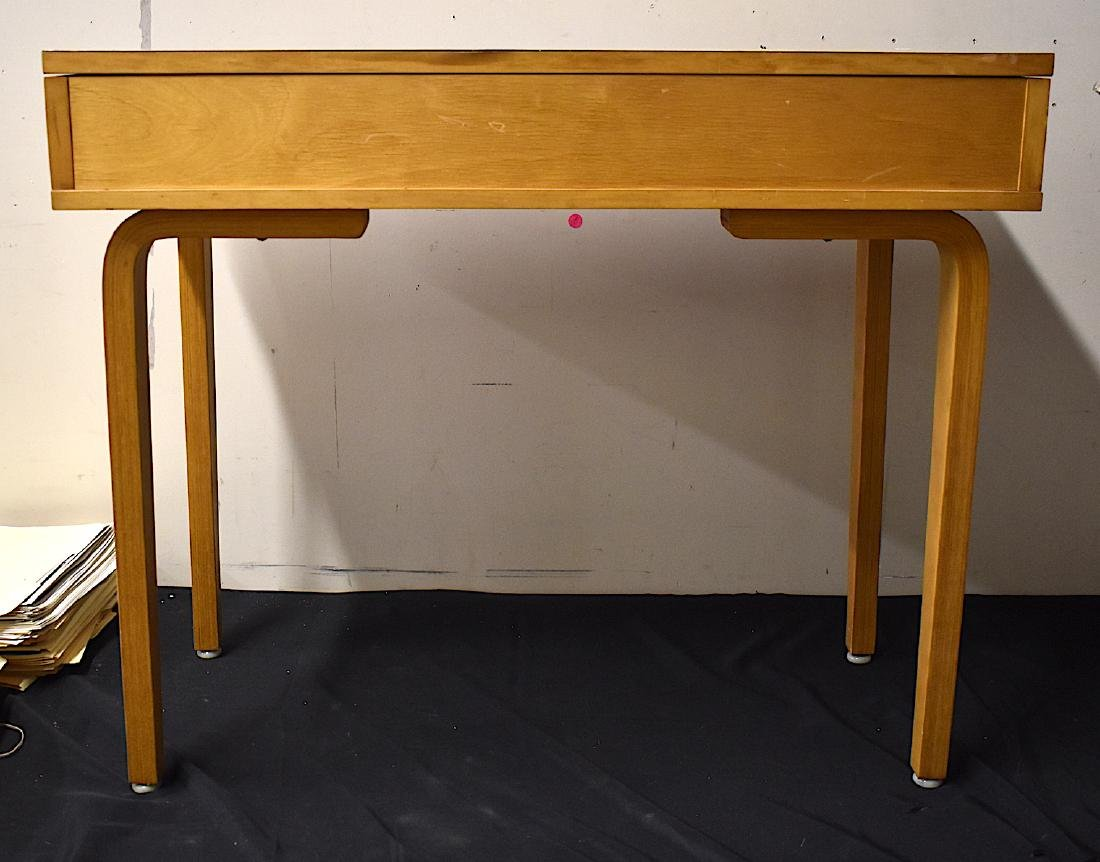 Mid-Century Modern Thonet Desk Sgd. - 6