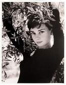 Audrey Hepburn Photograph by Philippe Halsman
