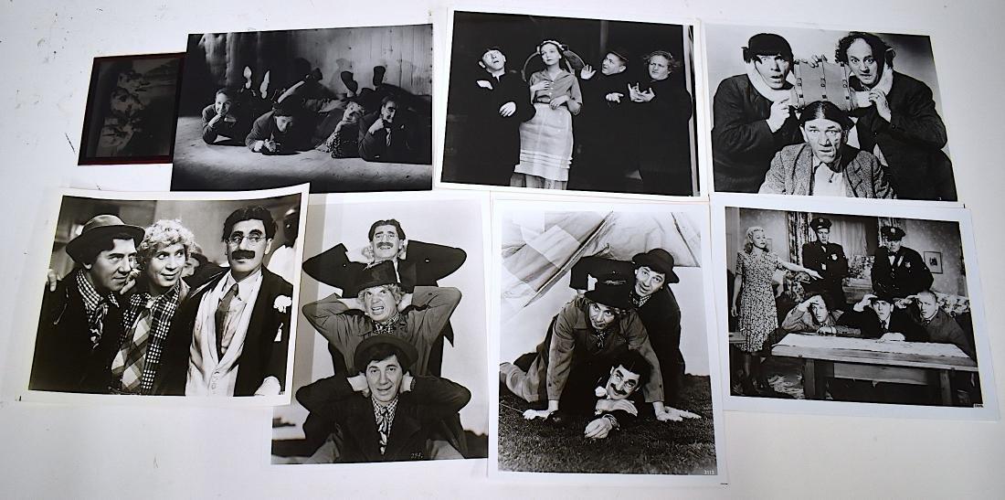 The Marx Bros. Photographs (3) & Marx Bros Photo w/Neg