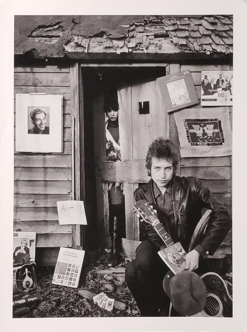 Bob Dylan Original Daniel Kramer Publication Photo