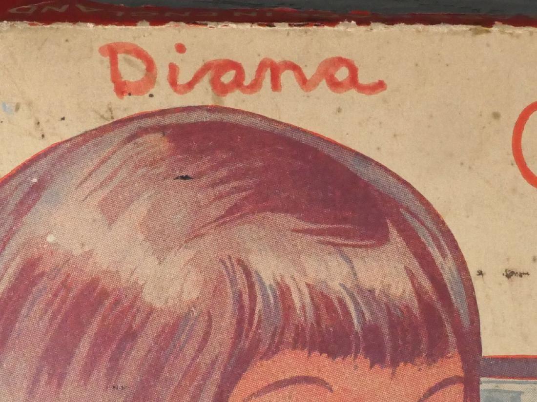 Princess Diana Personal Paint Set