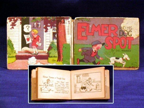2: Book, Elmer and His Dog Spot, Doc Winner