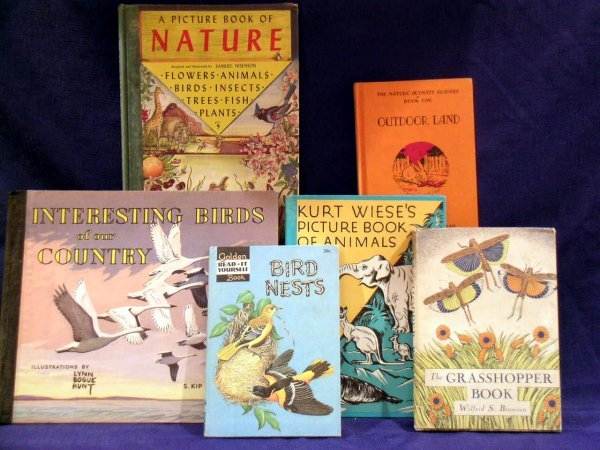 3: Six Children's Books About Nature