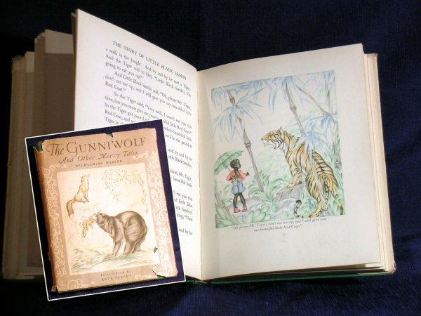 4: Children's Book, The Gunniwolf