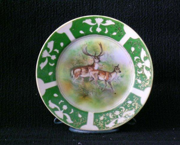 19: Nippon Deer Plate