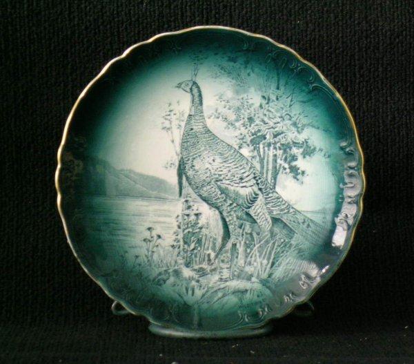 20: Buffalo Pottery Plate