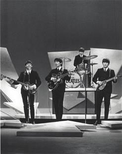 The Beatles Ed Sullivan Harry Benson Photo
