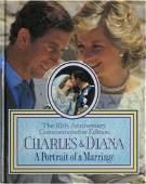 Princess Diana A Portrait Book Signed
