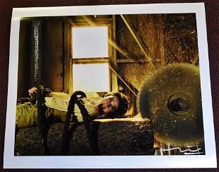 Bert Stern Horror Film Photograph