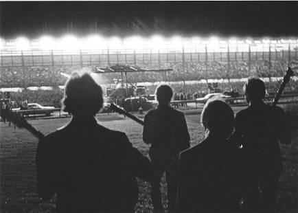 The Beatles Boston Harry Benson Publication Photo