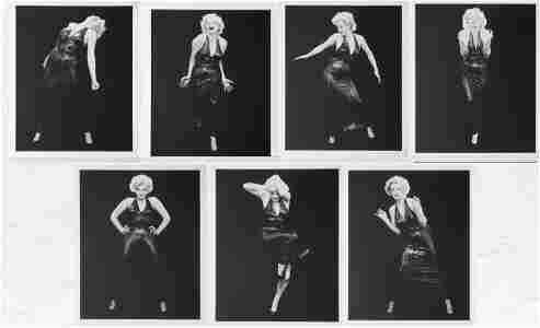 Marilyn Monroe Signed Richard Avedon Photo Collection