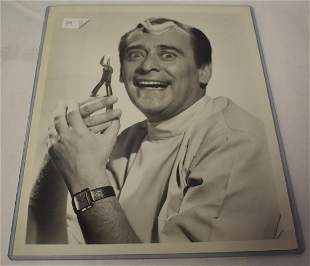 Louis Nye Photograph Ann Sothern Show