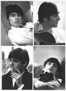 The Beatles Collection Harry Benson Publication Photos