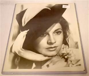 Vivian Leigh Publicity Portrait