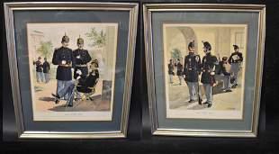 H A Ogden Military Chromolithographs2