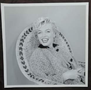 Marilyn Monroe Milton H Greene Pulication Photo