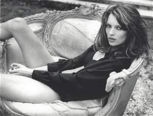 Kate Moss Sante D'Orazio Fashion Photo