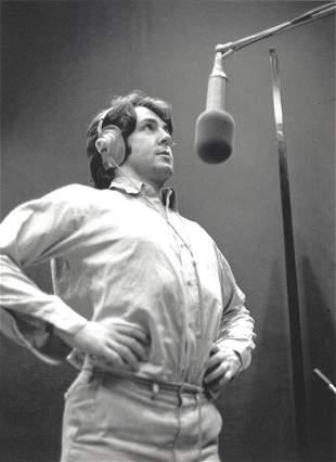 Paul McCartney Linda McCartney Pulication Photo