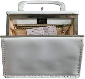 Princess Diana Personal Owned Teenage Handbag Harrods