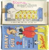Princess Diana Personal Owned Childhood Play Doll Sets