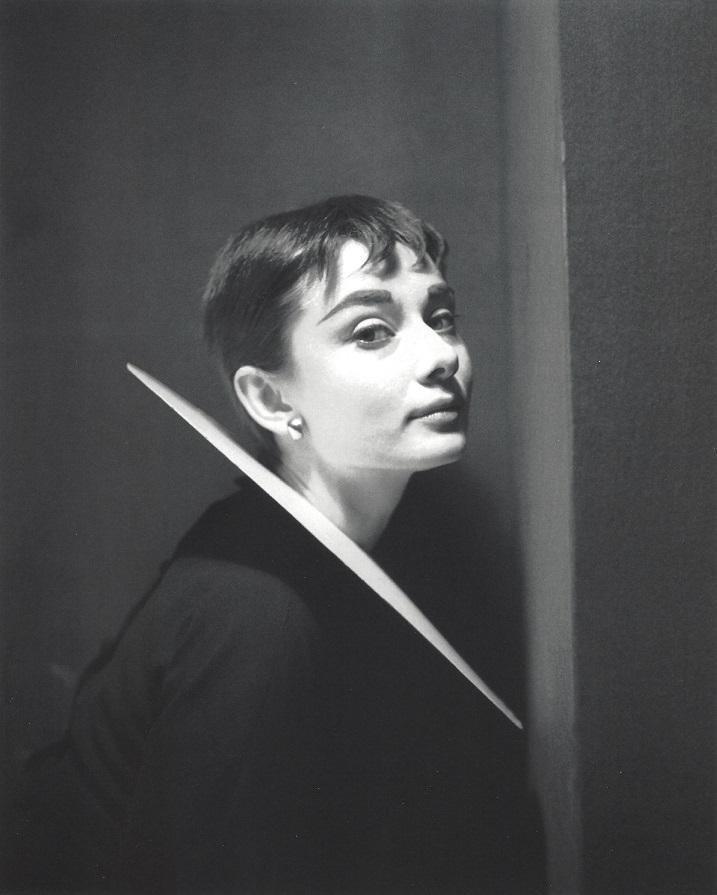 Audrey Hepburn Portrait Cecil Beaton Photo