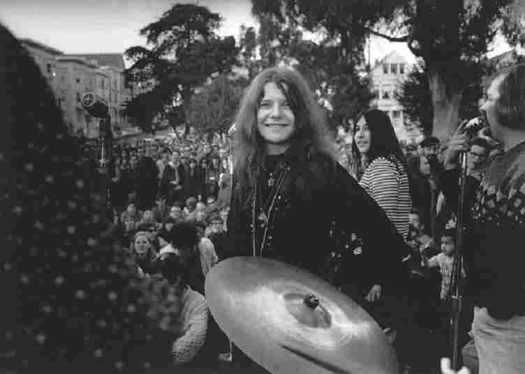 Janis Joplin Jim Marshall Pulication Photo