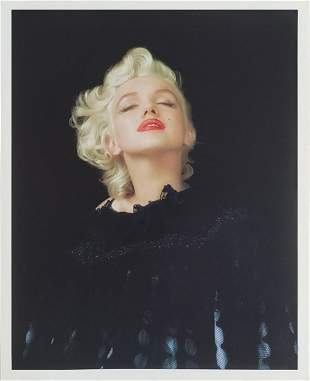 Marilyn Monroe Original Milton H. Greene Photo