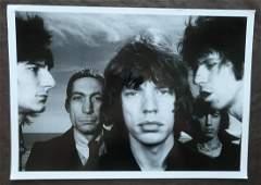 The Rolling Stones Black & Blue Album Cover Photo