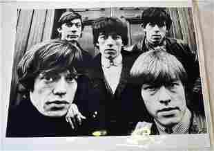 Original Rolling Stones Publication Photo