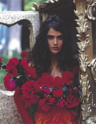 Helena Christensen Sante DOrazio Fashion Photo