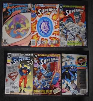 DC Superman Comics