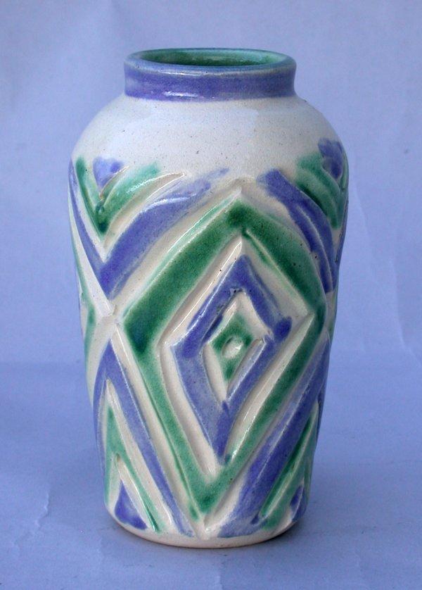 2: Annapolis Pottery Vase