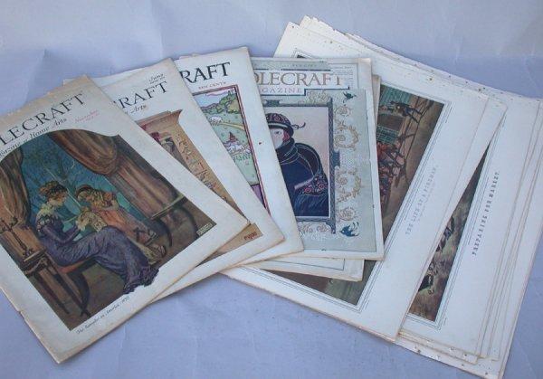 9: Vintage Craft Magazines and C & I Reprints