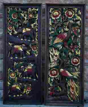 Oriental Panels