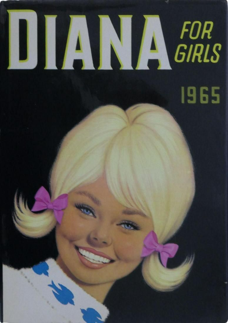 Princess Diana Signed & Drawings Annual Book