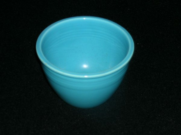 192: FIESTA WARE TURQUOISE MIXING BOWL #2