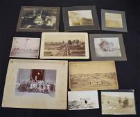 Vintage Western Cabinet Cards and Photos