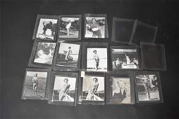 Marilyn Monroe Contact Photos With Orig. Negatives (24)