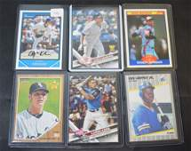 Lot of Baseball Rookie Cards 6