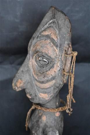 Scare Upper Sepik River Female Figure