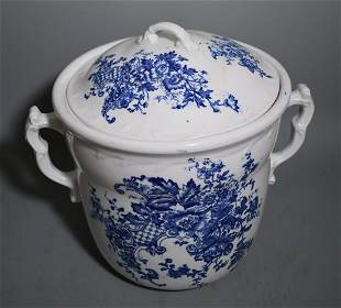 Maddocks Lamberton Works Blue and White Porcelain