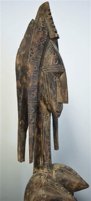 Good Antique Tribal Bambara Figure