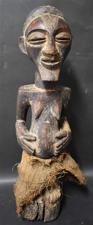 Songye Tribal Figure
